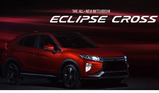 Harga Mitsubishi Eclipse Cross