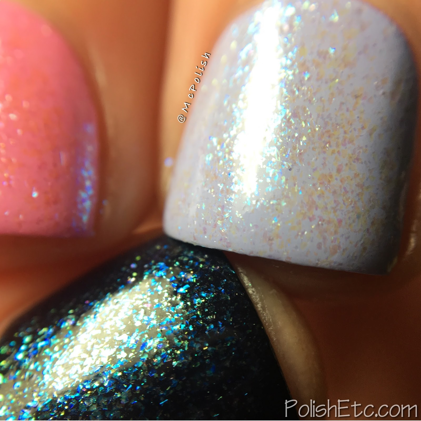 Glisten and Glow - Oh, The Placed You'll Go Collection - McPolish - Bang Ups and Hang Ups