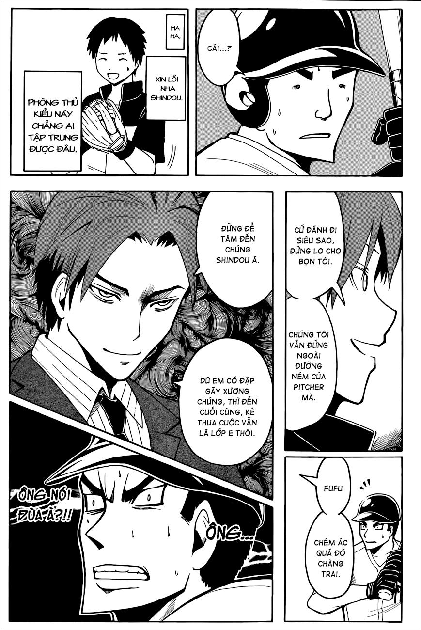 Ansatsu Kyoushitsu chap 36 trang 11