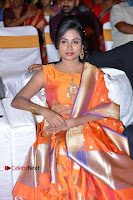 Telugu Actress Vrushali Goswamy Latest Stills in Lehnga Choli at Neelimalay Audio Function  0026.jpg