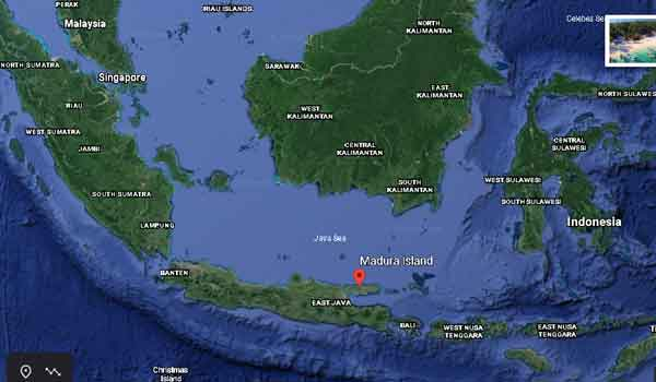 Pulau Madura: Daratan dan Kepulauan