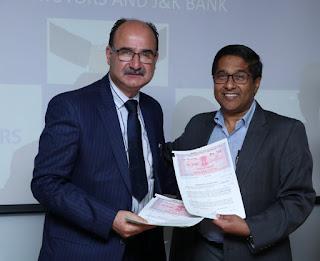 Tata Motors enters into MOU with J&K Bank