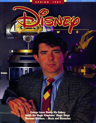 george lucas with no beard