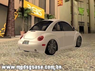 Vw New Beetle 2003 Edit para GTA San Andreas