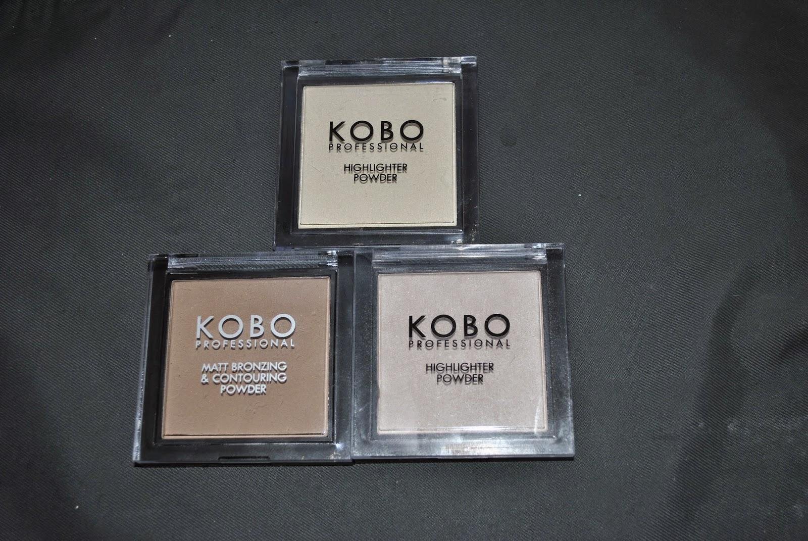 KOBO PROFESSIONAL - Idealny zestaw do konturowania