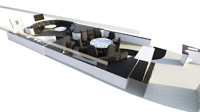 Luxury Jet Lounge