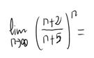 31. Límite de una sucesión (número e) 8