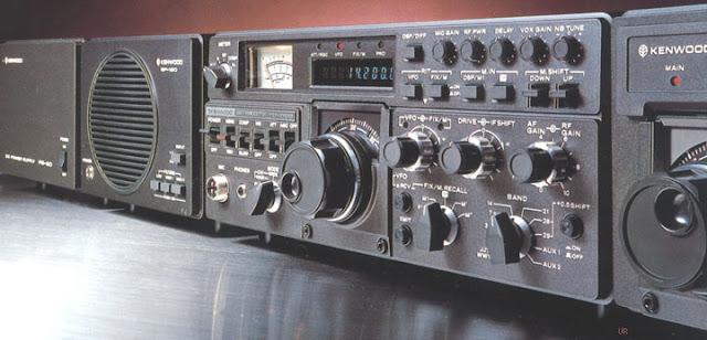 Kenwood Trio TS-180S/V