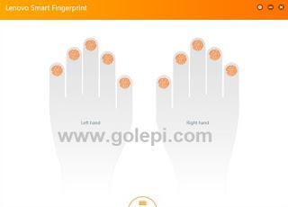 Cara Menggunakan Fingerprint pada Laptop - Opsi 10 Jari