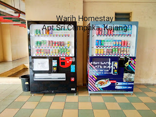 Warih-Homestay-Sri-Cempaka-Vending-Machine-Ready
