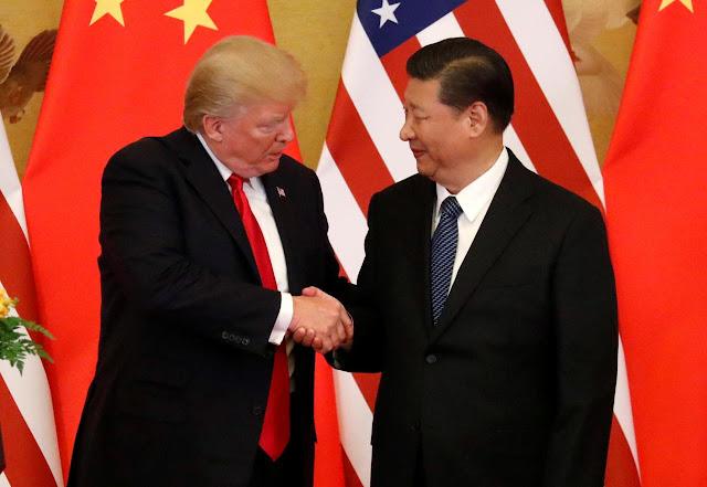 Trump - Xi