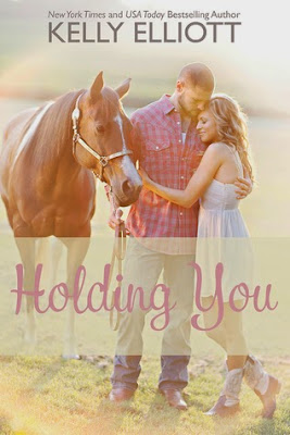 Holding You by Kelly Elliot Romance Novel Cover