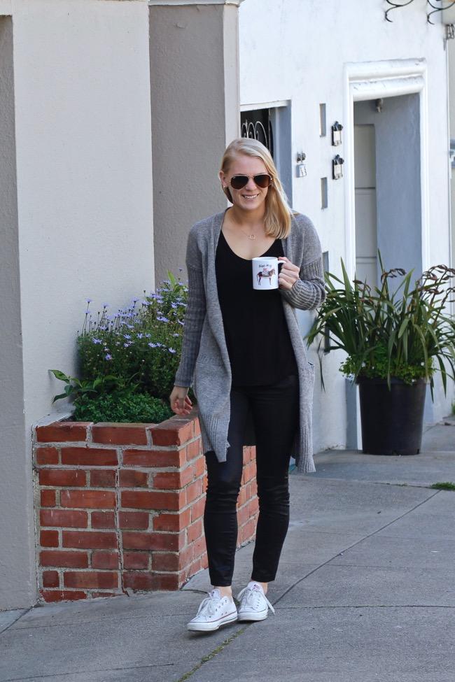 Shae Roderick, mug, outfit, style, San Francisco, blogger