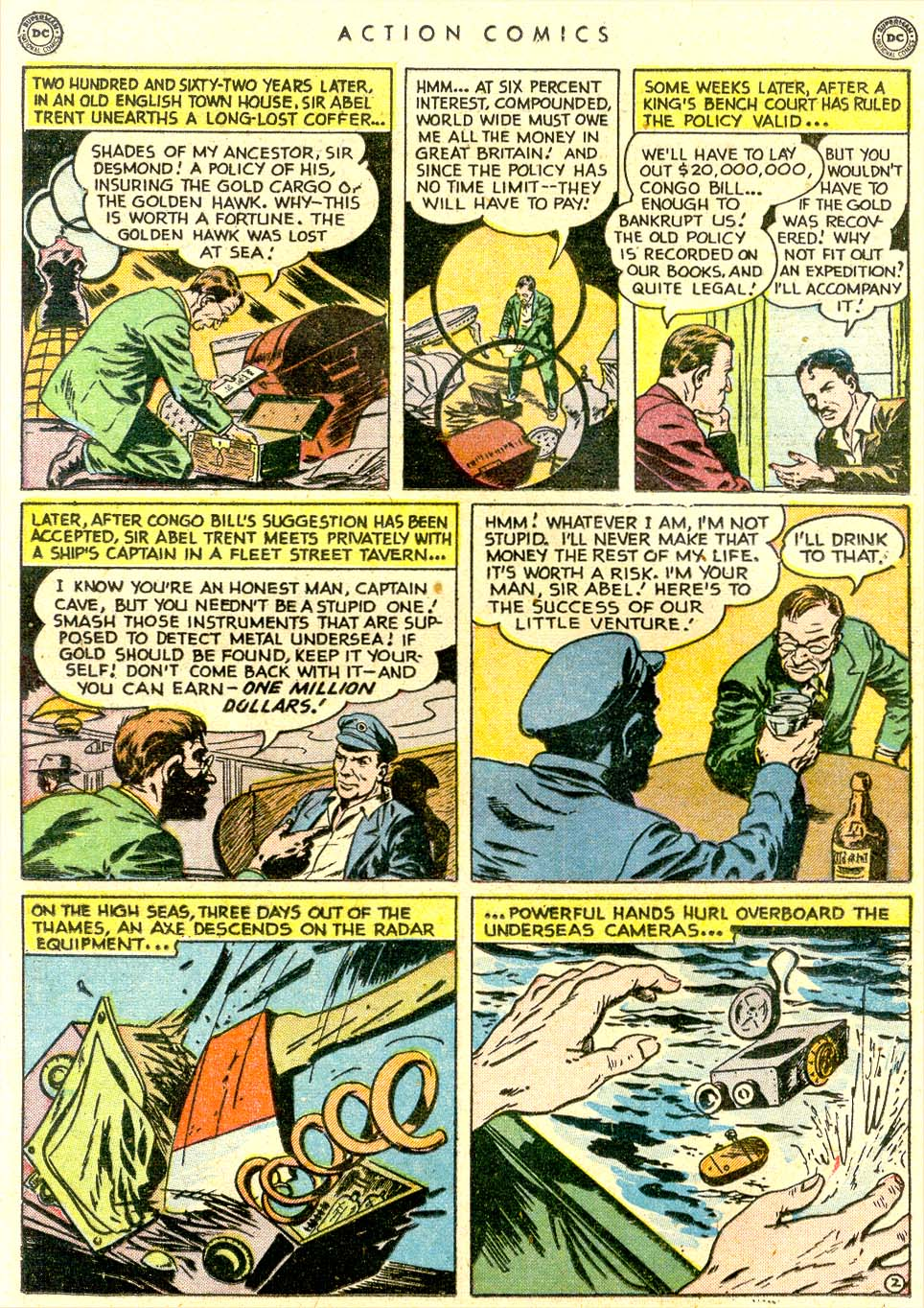 Action Comics (1938) 144 Page 27
