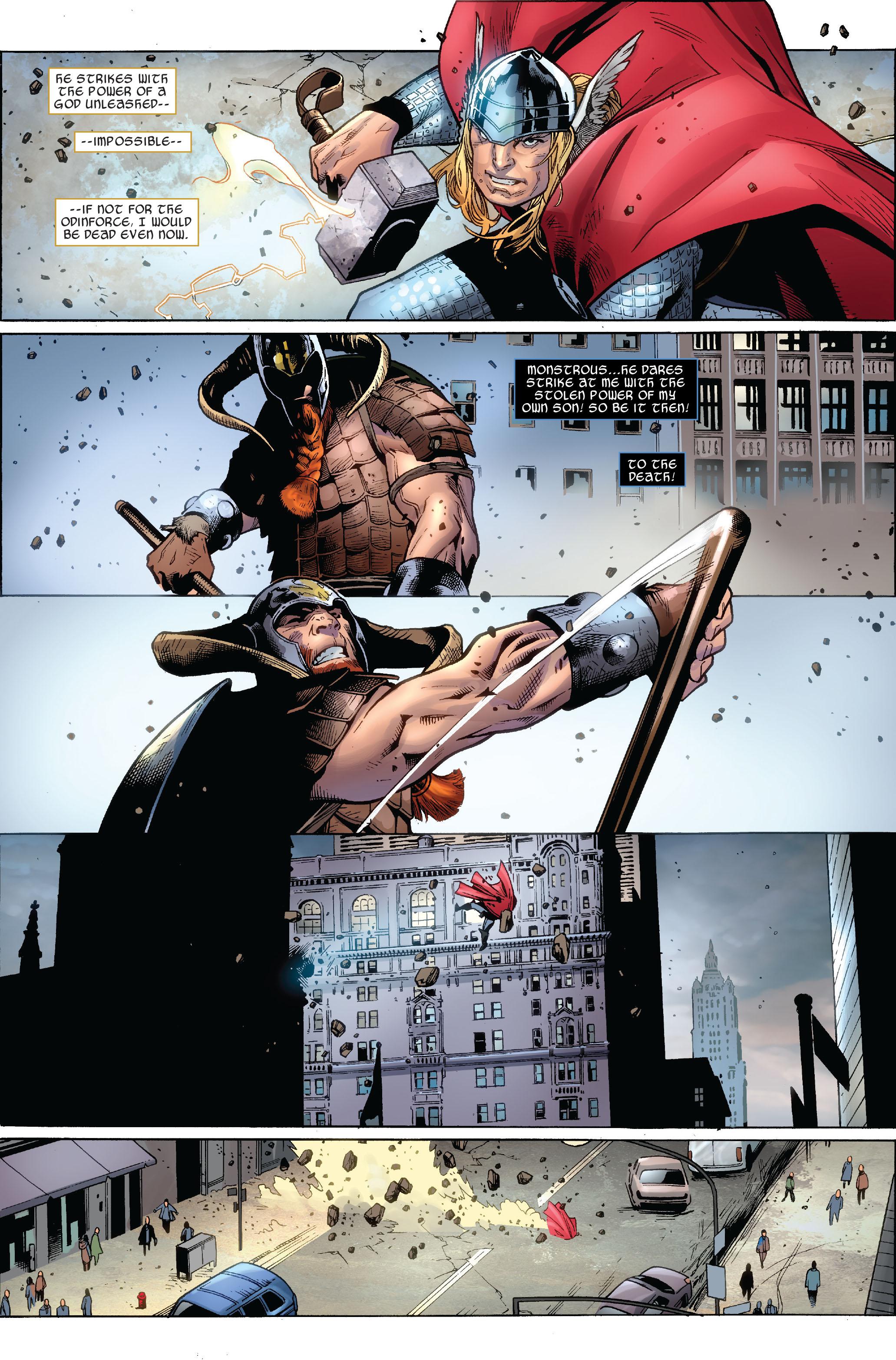 Thor (2007) Issue #600 #13 - English 16