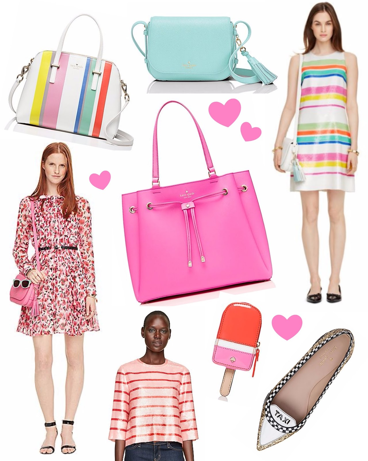 My SS16 picks from Kate Spade