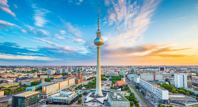 Torre de TV em Berlim