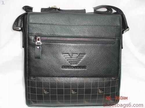 más fotos d7397 72252 bolsos armani de hombre