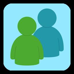 People Folder Icon