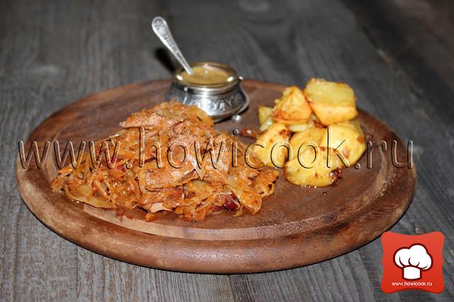 рецепт настоящий бигос в домашних условиях, рецепты польской кухни