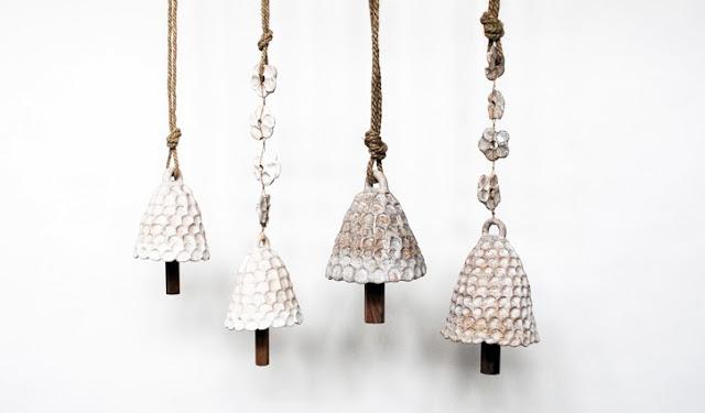 Cloches en céramique - Mquan
