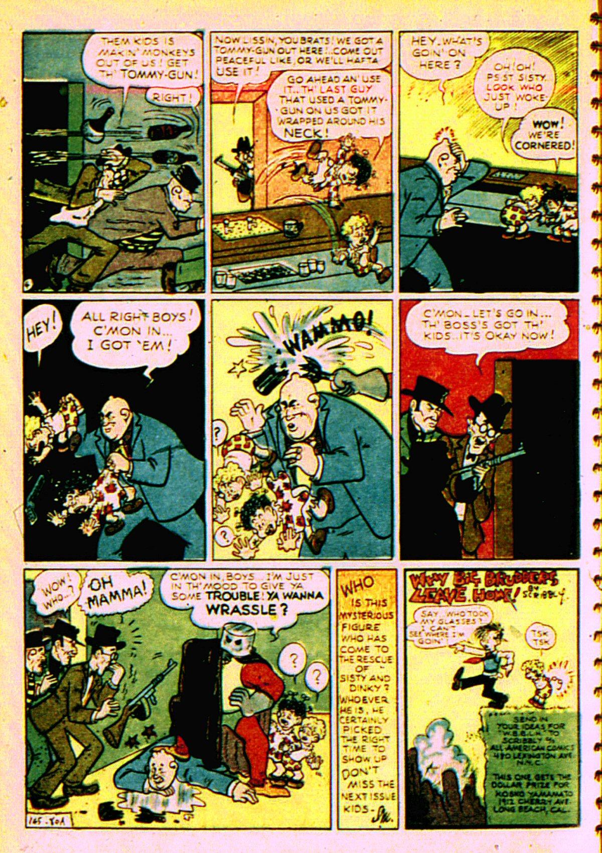 Read online All-American Comics (1939) comic -  Issue #20 - 17