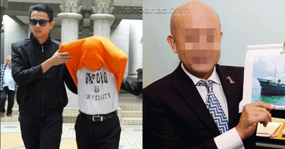Identiti Tan Sri Rasuah Sultan Johor Terbongkar Dibawa Ke Mahkamah Tehpanas