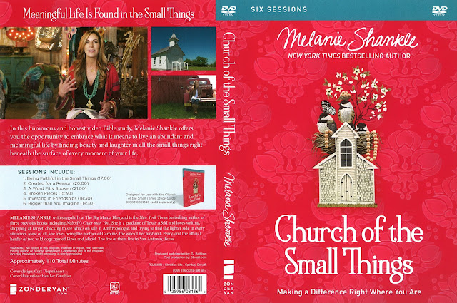 Church of the Small Things DVD Cover