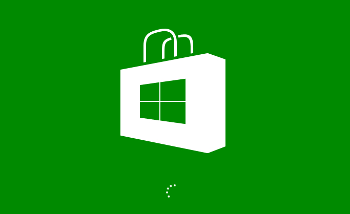 buka windows store
