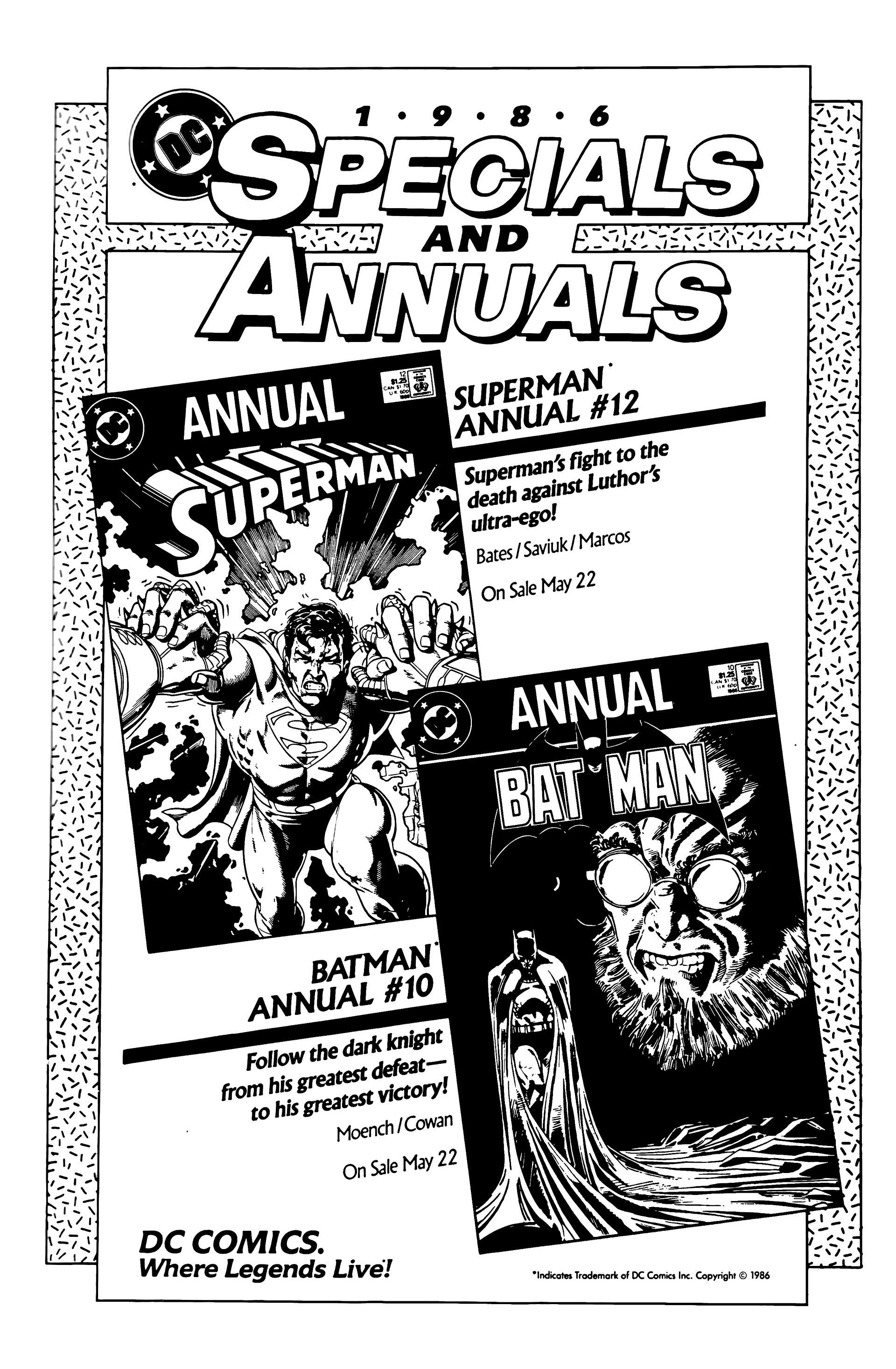 Read online Secret Origins (1986) comic -  Issue #5 - 35