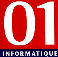 logo du magazine 01 Informatique