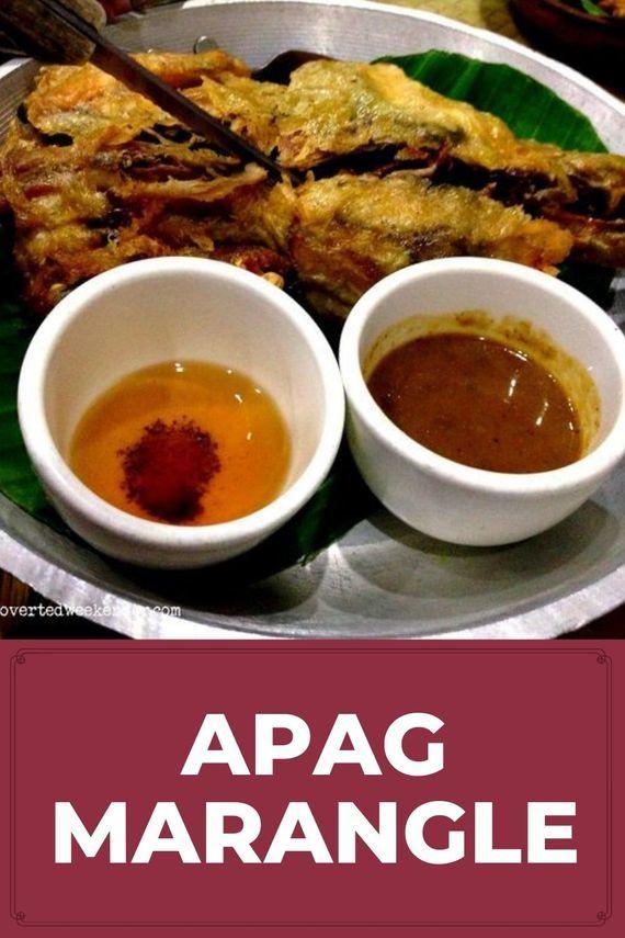 Apag Marangle restaurant review