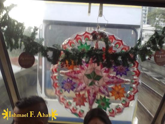 #PaskuhanSaLRT1 - Parol sa LRT Train