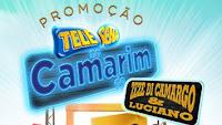 Promoção Tele Sena no Camarim do Zezé di Camargo & Luciano
