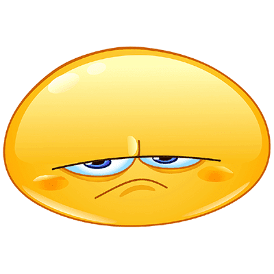 Sour emoji