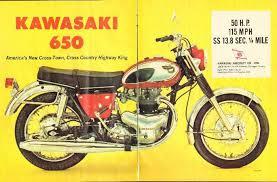 Chặng đường chinh phục đỉnh cao tốc độ của hãng Kawasaki