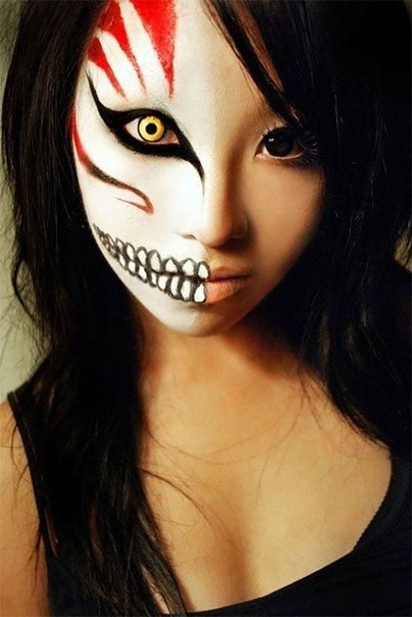 Best Halloween Makeup Ideas For Women