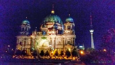 BWM Berlin Marathon 2016  Nacht Museum