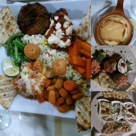 cucina greca a Rodi