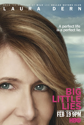 Big Little Lies Poster Laura Dern