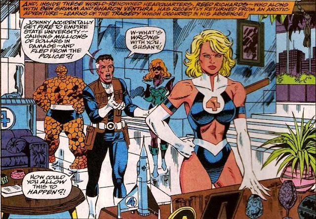 Top 5 Markas Fantastic Four dari Masa ke Masa