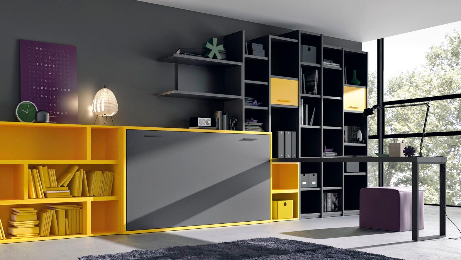 Cama abatible horizontal disponible para medida de cama de 105 y largo de 180 190 200 cms - Camas abatibles en madrid ...