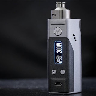 Powerful Wismec DNA200, worthy your trying!