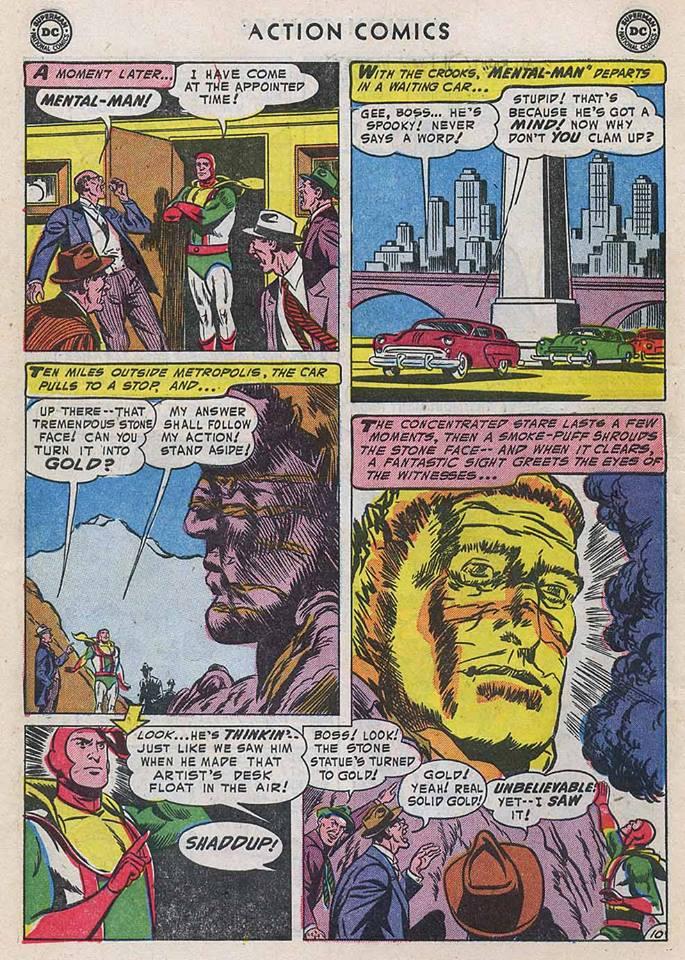 Ominous Octopus Omnibus: Clark Kent, Gangster