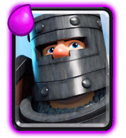 kartu Dark Prince clash royale