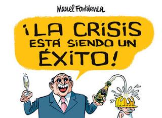 Viñeta crisis por Manel Fontdevila