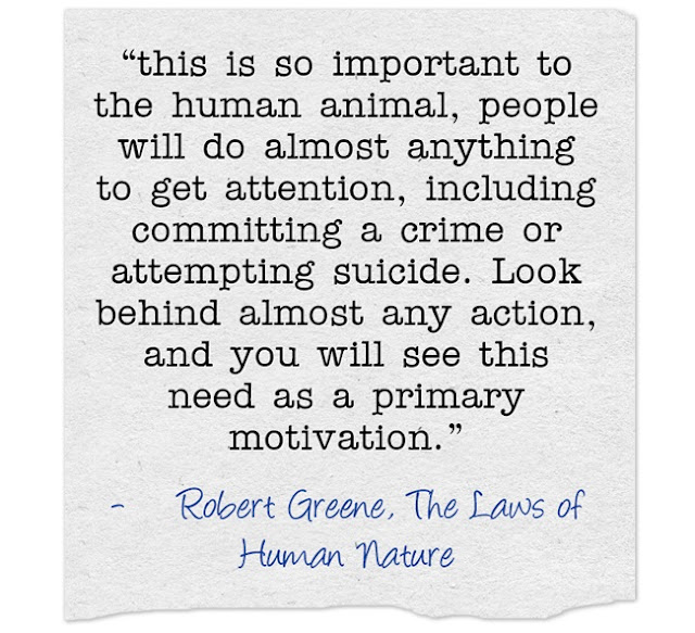 Robert Greene Quotes from The Laws of Human Nature