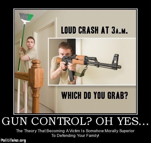 Gun Control meme
