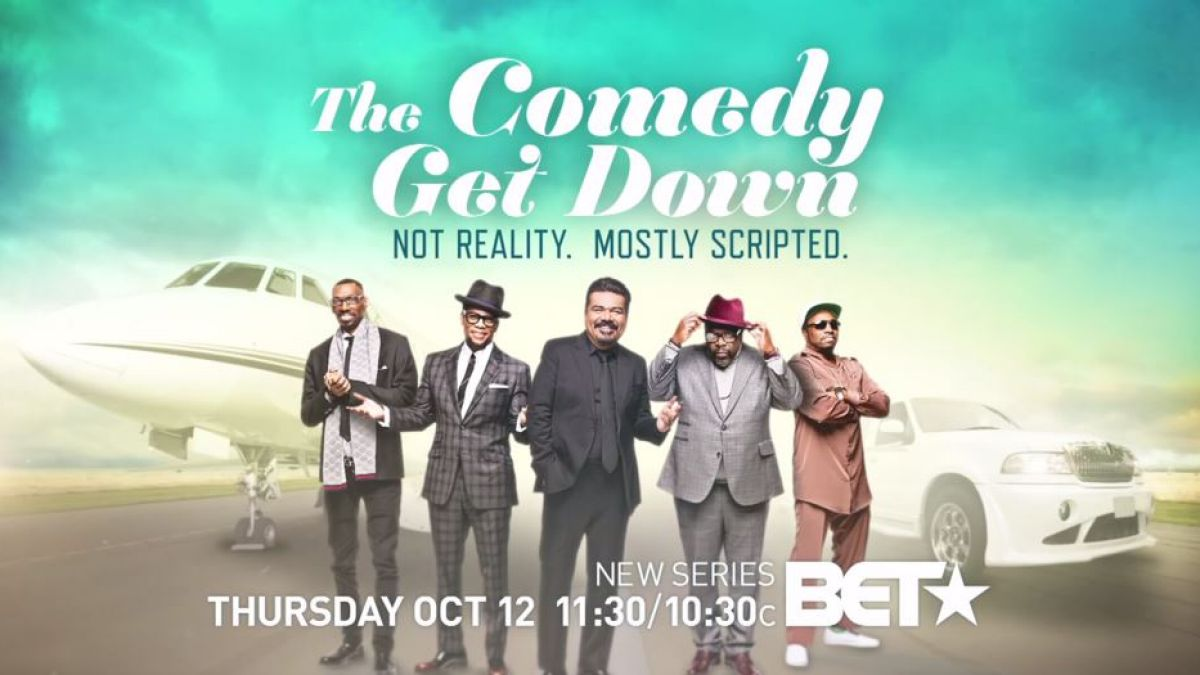 The Comedy Get Down BET