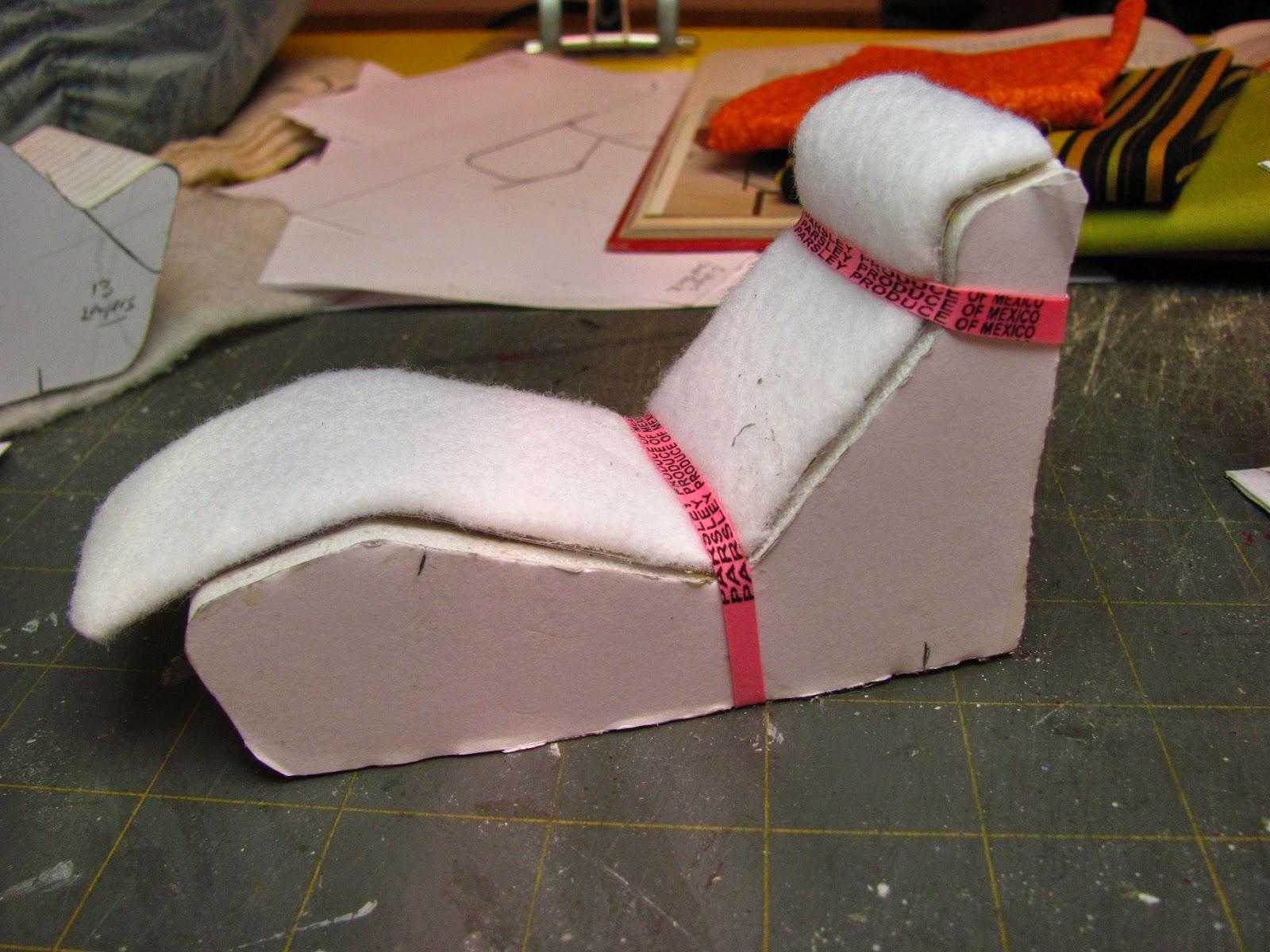 I Ve Put The Seat Base Back Onto The Legs Seat Base Form
